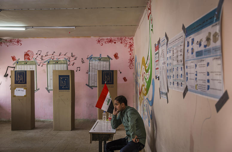 Can Iraq's Parliamentary Elections Bring Change?