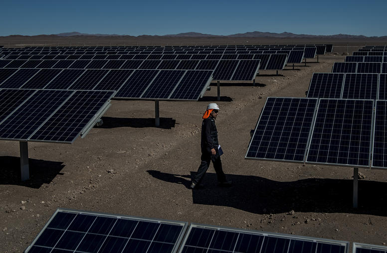 Navigating Land Rights in the Transition to Green Energy