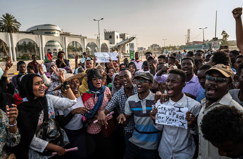 Dissecting Sudan's Coup