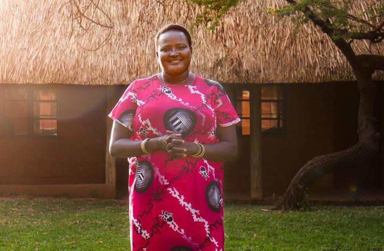 USIP Announces Josephine Ekiru as the 2021 Women Building Peace Award Recipient