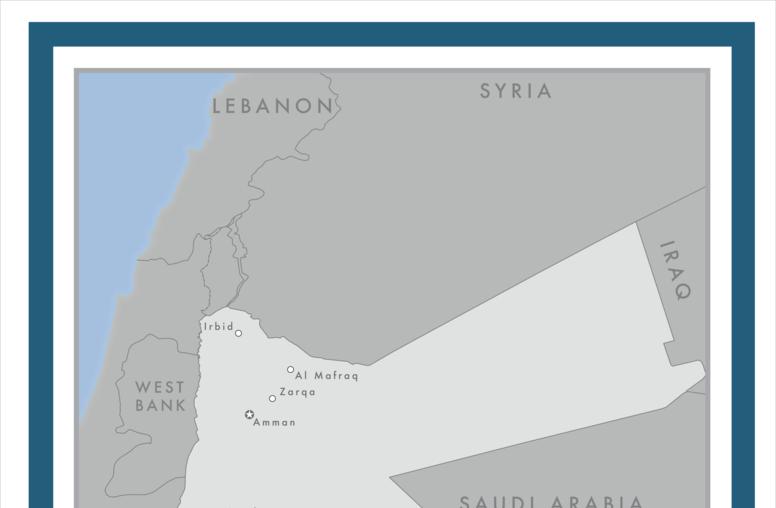 Preserving Stability Amidst Regional Conflagration: US-Jordan 2011-2016