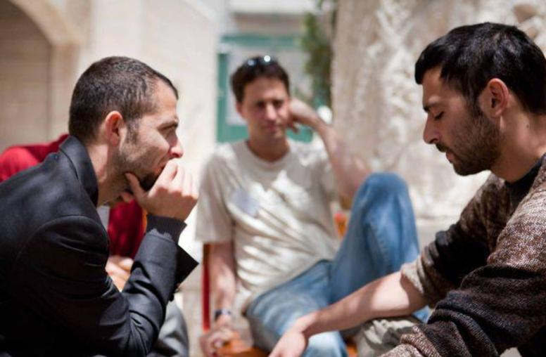 The Israeli-Palestinian Conflict: Civil Society Efforts at Internal Dialogue