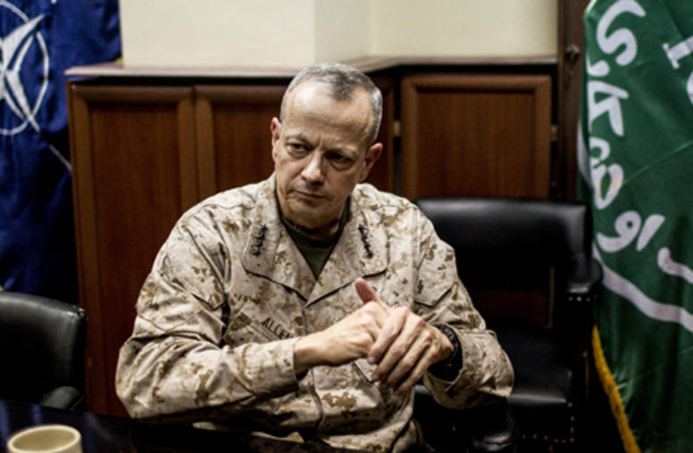 Gen. John Allen's Testimony and the Way Ahead in Afghanistan