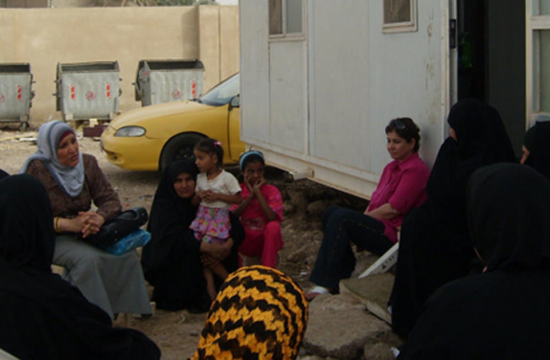 USIP Grant Supported Iraqi Widows and Displaced People