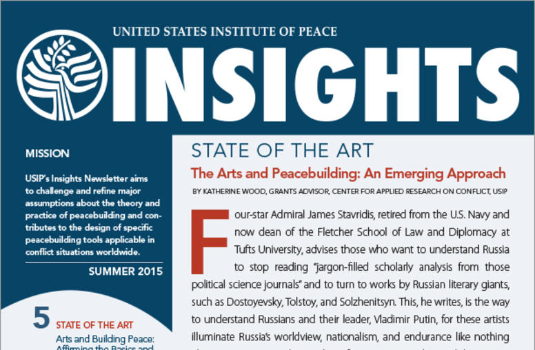 Summer 2015 Insights Newsletter