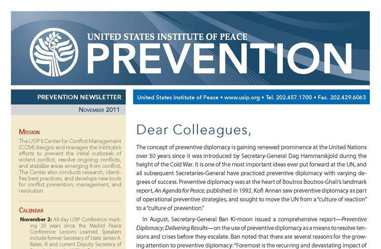 Publications   United States Institute of Peace