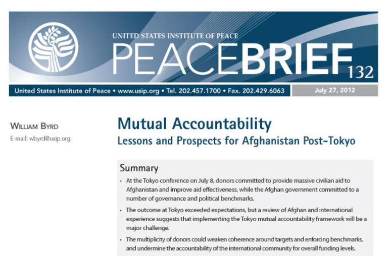 Mutual Accountability