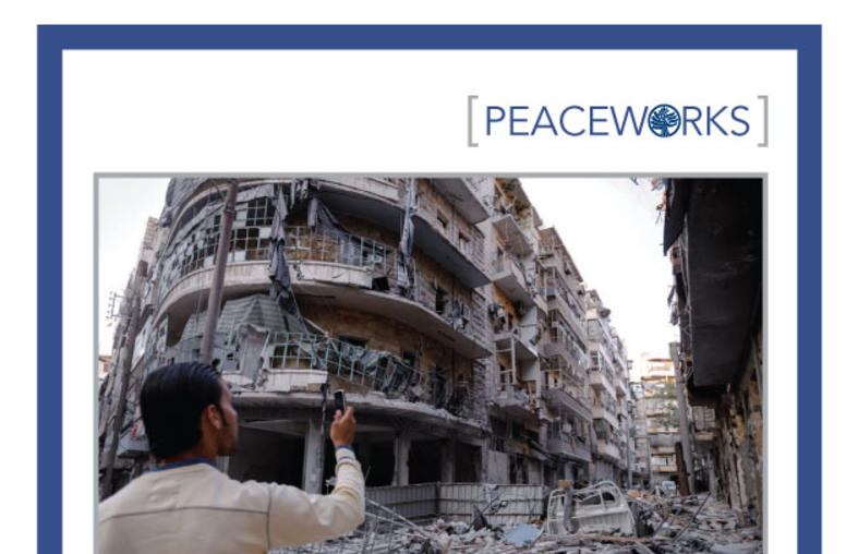 Syria's Socially Mediated Civil War