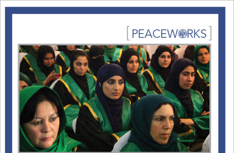 Women's Access to Justice in Afghanistan