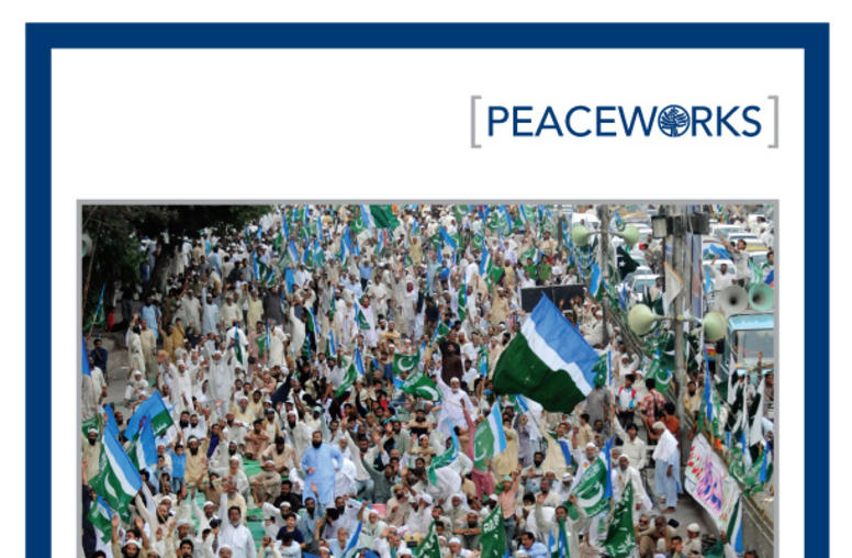 Will the Long March to Democracy in Pakistan Finally Succeed?