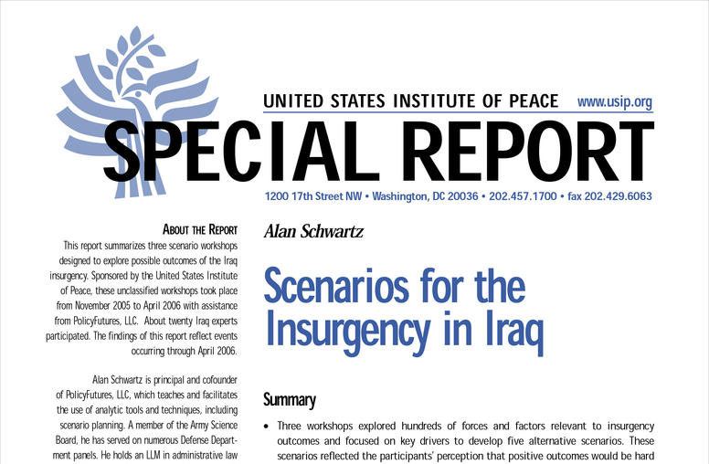 Publications | United States Institute of Peace