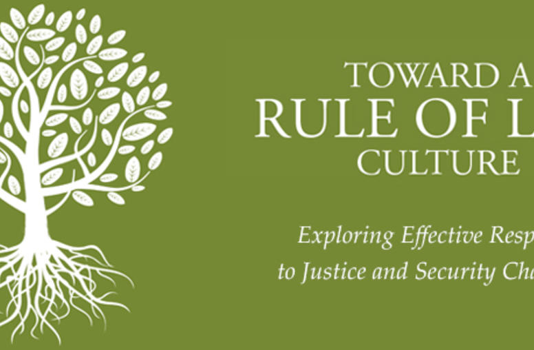 Rule of Law From the Inside-Out