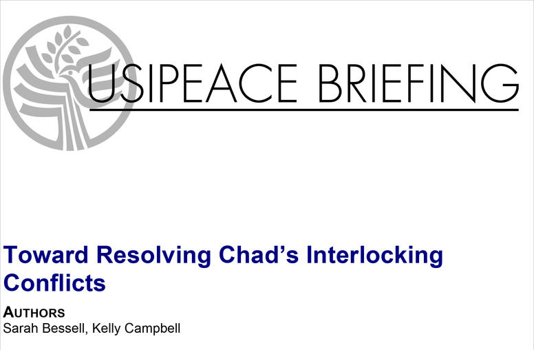 Toward Resolving Chad's Interlocking Conflicts