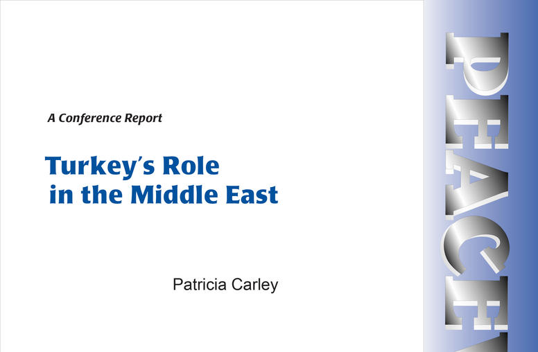 Turkey's Role in the Middle East