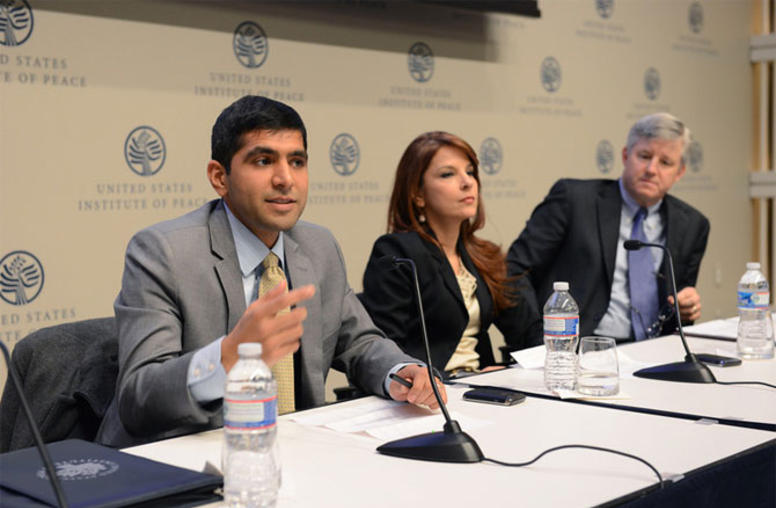 Panel at Peace Institute Assesses U.S.-Pakistan Relations