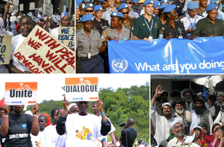 Introduction to Peacebuilding
