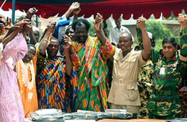 Strategic Peacebuilding