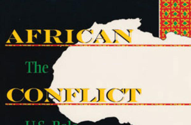 African Conflict Resolution