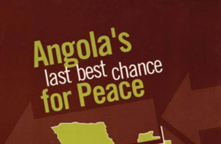 Angola's Last Best Chance for Peace