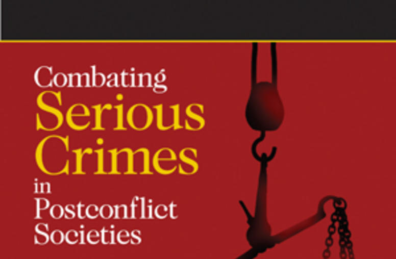 Combating Serious Crimes in Postconflict Societies - English Edition