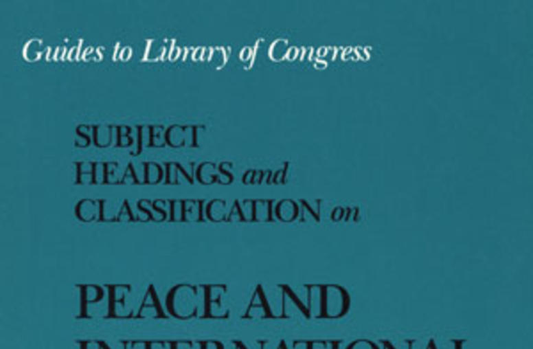 Guides to Library of Congress