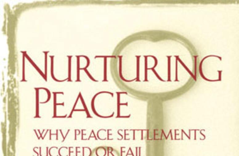 Nurturing Peace