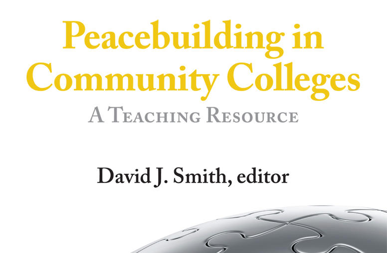 Peacebuilding in Community Colleges
