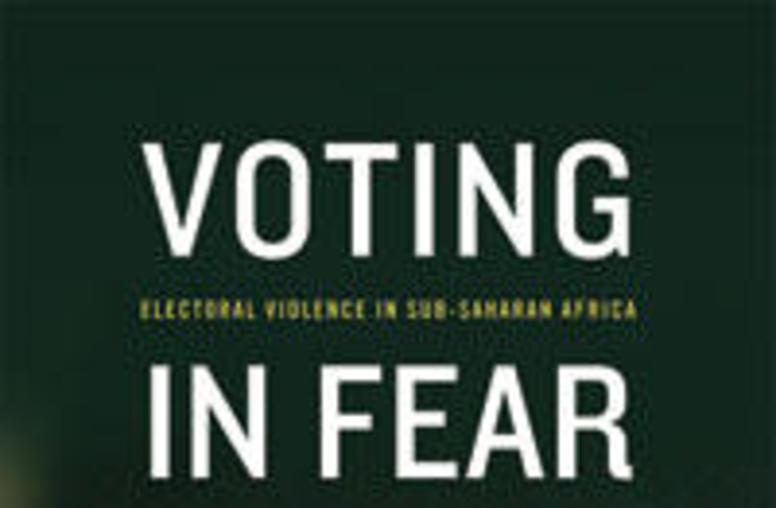 Voting in Fear