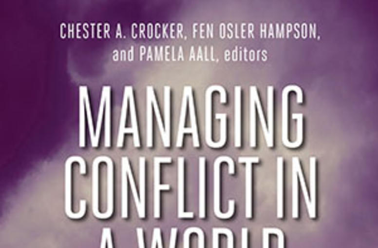 Managing Conflict in a World Adrift